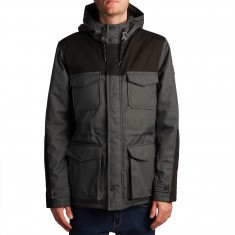 Element Hemlock Jacket - Flint Black/Heather