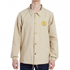 Element Wompus Coaches Jacket - Khaki