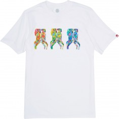 Element Pose T-Shirt - Optic White