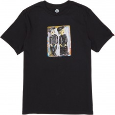 Element Proper T-Shirt - Black