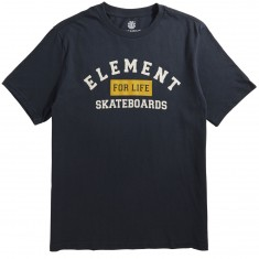 Element For Life T-Shirt - Eclipse Navy
