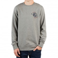Element Around Crew Sweatshirt - Grey Heather