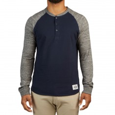 Element James Shirt - Eclipse Navy