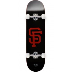 Element X MLB SF City Skateboard Complete - 8.00""