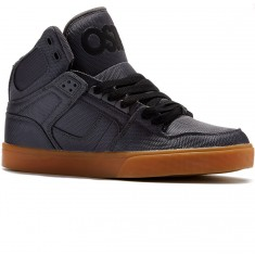 Osiris NYC 83 Vulc Shoes - Dark Grey/Gum