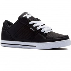 Osiris Protocol Shoes - Black/White/Black