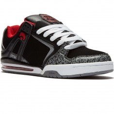 Osiris PXL Shoes - Black/Red