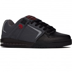 Osiris PXL Shoes - Charcoal/Black/Red