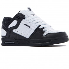 Osiris Peril Shoes - Black/White/Black