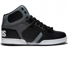 Osiris NYC 83 Shoes - Black/Grey/Grey