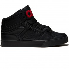 Osiris NYC 83 Vulc Shoes - Black/Red/Red