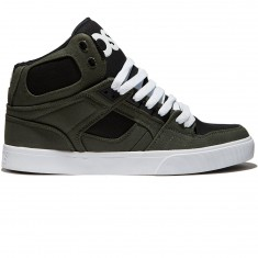 Osiris NYC 83 Vulc Shoes - Dark Green/Black