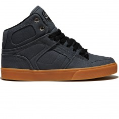 Osiris NYC 83 VLC DCN Shoes - Charcoal/Gum