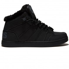 Osiris Convoy Mid Shoes - Black/Black