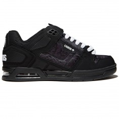 Osiris Peril Shoes - Black/Paisley
