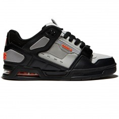 Osiris Peril Shoes - Light Grey/Orange