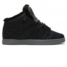 Osiris Convoy Mid Shoes - Black/Charcoal/Work