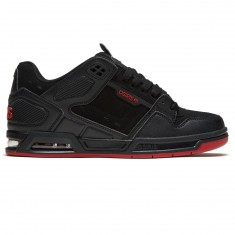 Osiris Peril Shoes - Black/Red