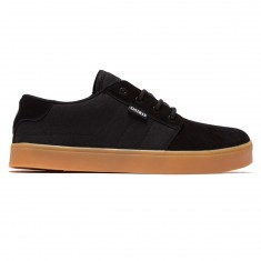 Osiris Mesa Shoes - Black/White/Gum