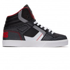 Osiris Clone Shoes - Black/Red/Gator