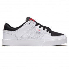 Osiris Protocol Shoes - White/Black/Red