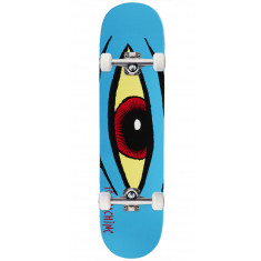 """Toy Machine Sect Eye Skateboard Complete - Blue - 7.875"""""""