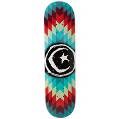 Foundation Star And Moon Navajo Skateboard Deck - 8.00""