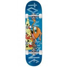 Toy Machine Pizza Sect Skateboard Complete - 7.75""