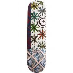 Foundation Spencer Plate Lunch Skateboard Deck - 8.125""