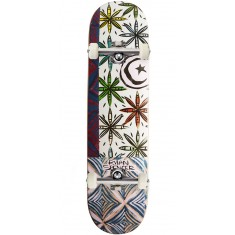 Foundation Spencer Plate Lunch Skateboard Complete - 8.125""