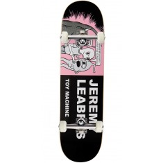 Toy Machine Leabres Spirits Skateboard Complete - 8.375""