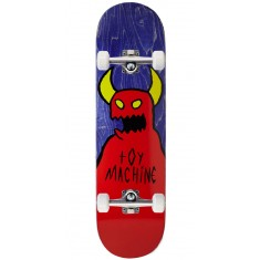 Toy Machine Sketchy Monster Skateboard Complete - 8.375""