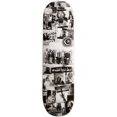 Foundation Oddity Collage Skateboard Deck - 8.50""