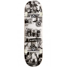 Foundation Oddity Collage Skateboard Complete - 8.50""