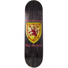 Toy Machine Harmony Shield Skateboard Deck - 8.375""