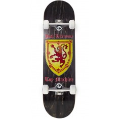 Toy Machine Harmony Shield Skateboard Complete - 8.375""
