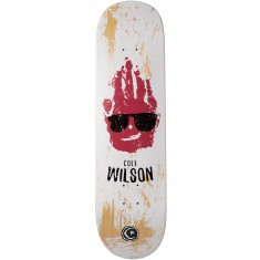Toy Machine Wilson Skateboard Deck - 8.375""