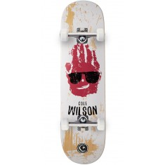 Toy Machine Wilson Skateboard Complete - 8.375""