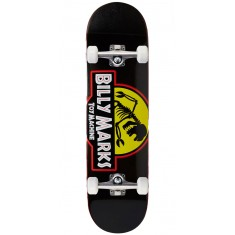 Toy Machine Marks Jurassic Bill Skateboard Complete - 8.25""