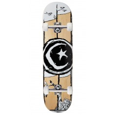 Foundation Star And Moon Ramp Skateboard Complete - 8.25""