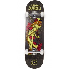 Foundation Campbell Gone Fishin Skateboard Complete - 8.50""