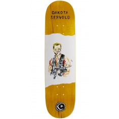 Foundation Dakota Metal Slug Skateboard Deck - 8.125""