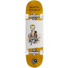 Foundation Dakota Metal Slug Skateboard Complete - 8.125""
