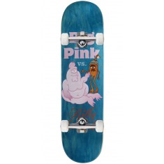 Toy Machine Marks Big Pink Skateboard Complete - 8.375""