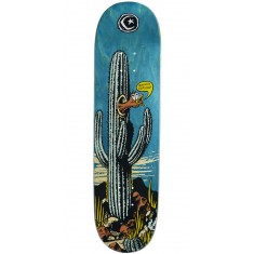 Foundation Servold Saguaro Skateboard Deck - 8.25""