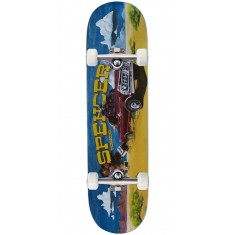 Foundation Spencer Wild Ride Skateboard Complete - 8.375""