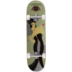 Foundation Servold Bad N Bougie Skateboard Complete - 8.50""