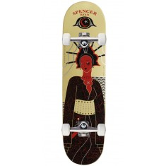 Foundation Spencer Bad N Bougie Skateboard Complete - 8.25""