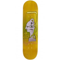 """Toy Machine Leabres Face Skateboard Deck - 8.125"""""""