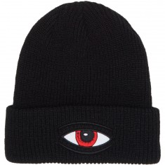 Toy Machine Sect Eye Dock Beanie - Black